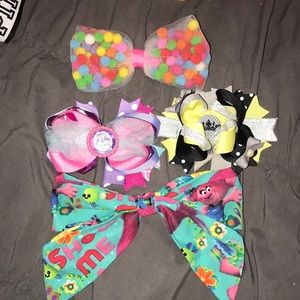 Other - Girls hair bow  bundle